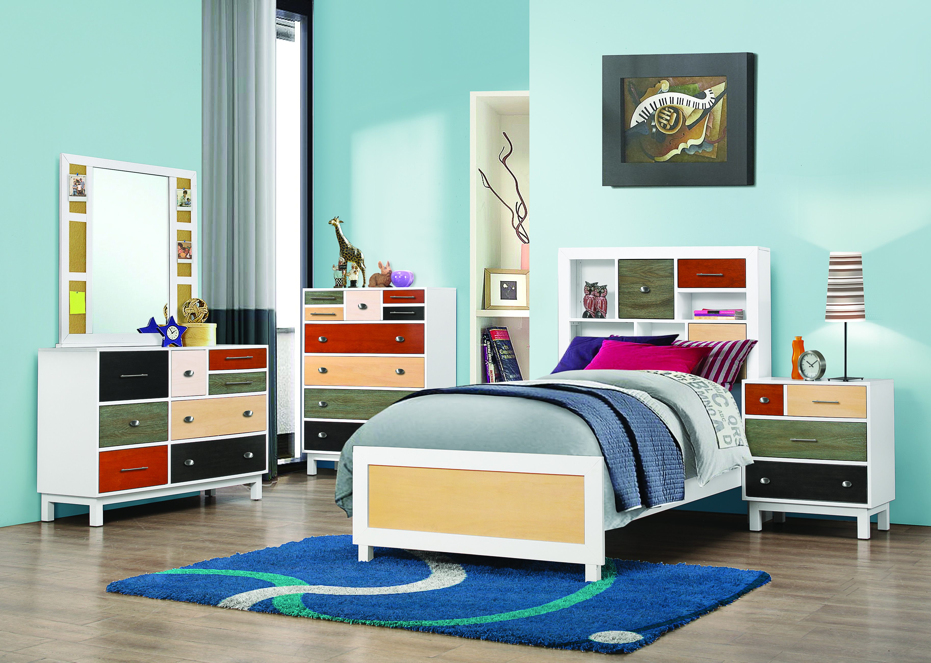 Image of: Youth Bedroom Sets By Ashley