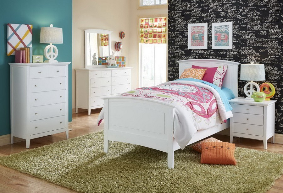 Image of: Youth Bedroom Sets Sears