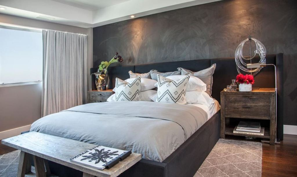Image of: Accent Wall Bedroom Designs