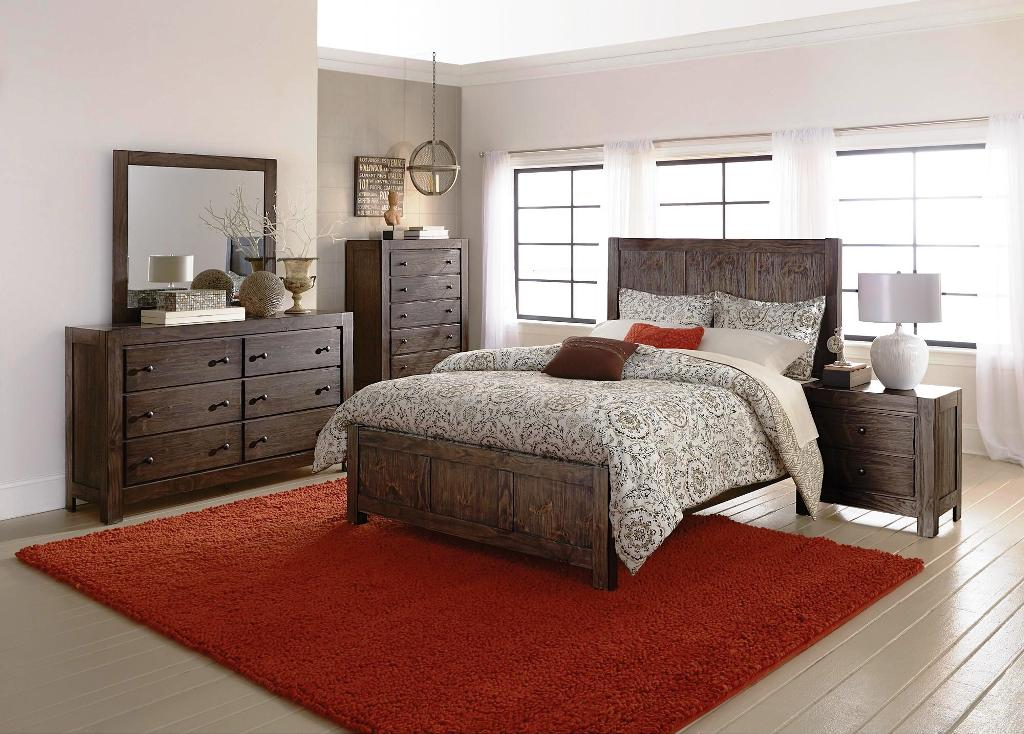 Adorable Rustic Queen Bedroom Sets