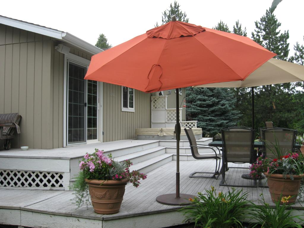 Amazing Offset Patio Umbrellas