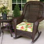 Amazing Outdoor Wicker Rocking Chairs