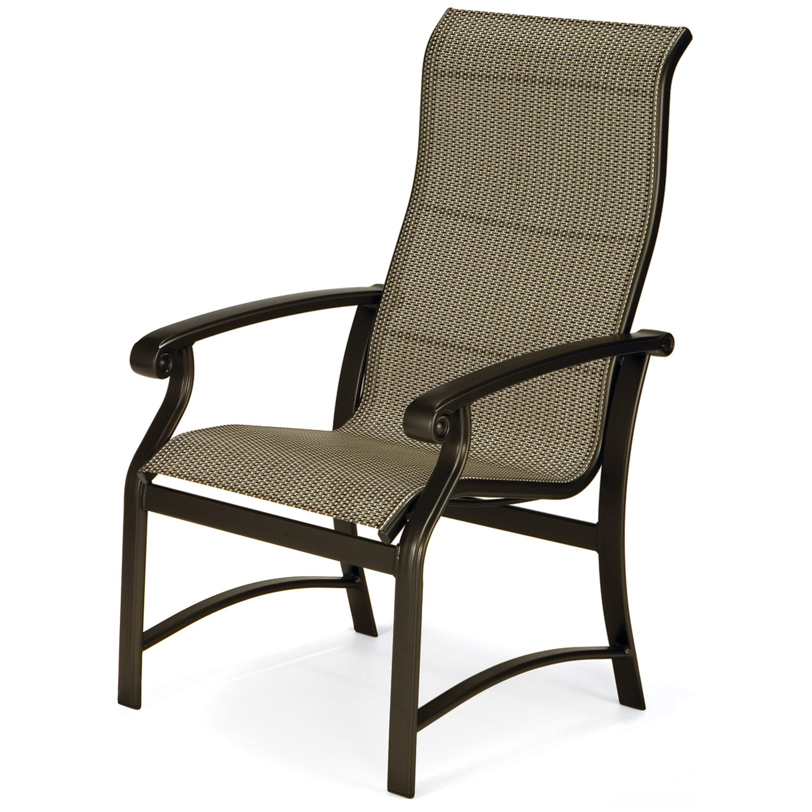 Image of: Amazing Patio Sling Chairs