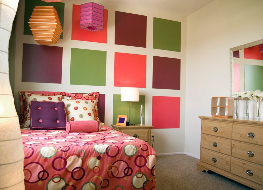 Amazing Teenage Girl Bedroom Ideas