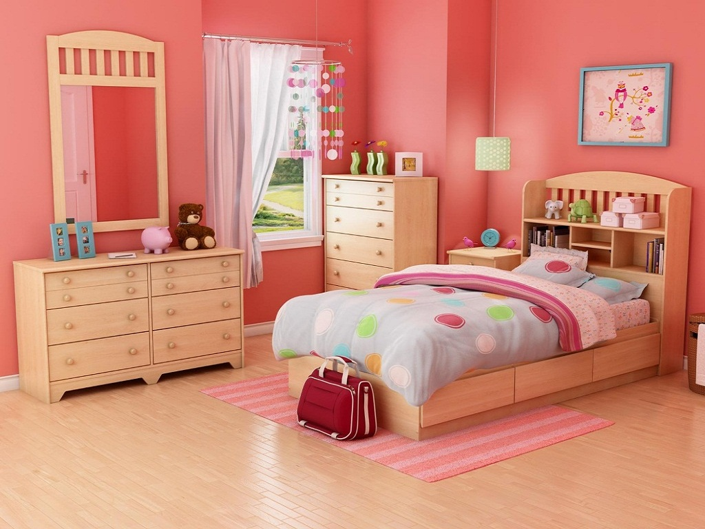 Amazing Toddler Girl Bedroom Sets