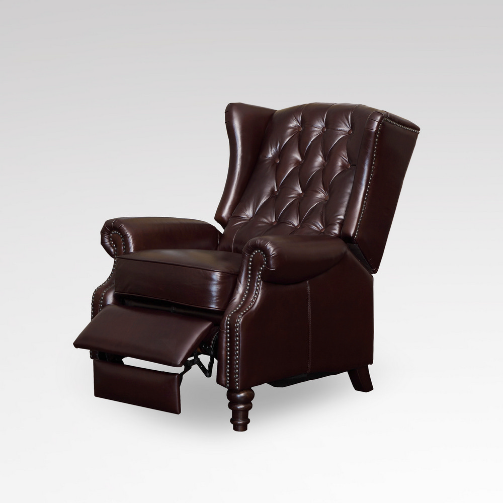 Image of: Amazing Wing Chair Recliner