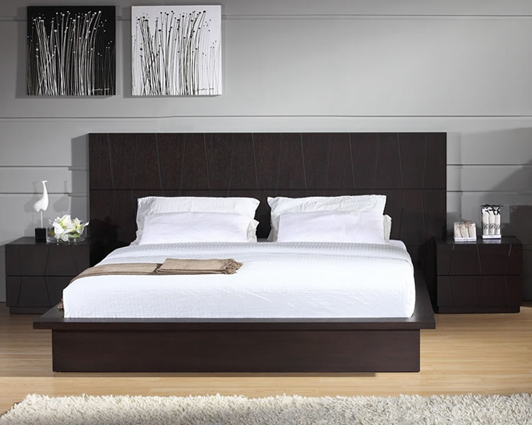 Anchor Modern Platform Bed