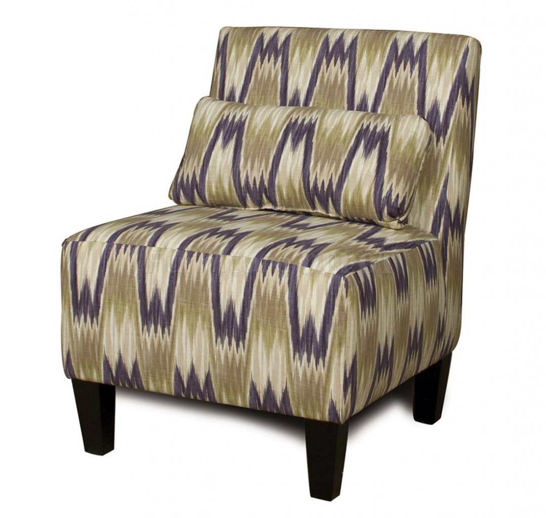 Image of: Armless Accent Chairs UK