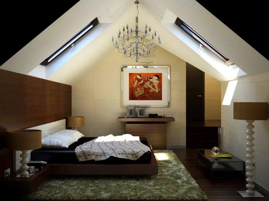 Attic Bedroom Ideas On A Budget