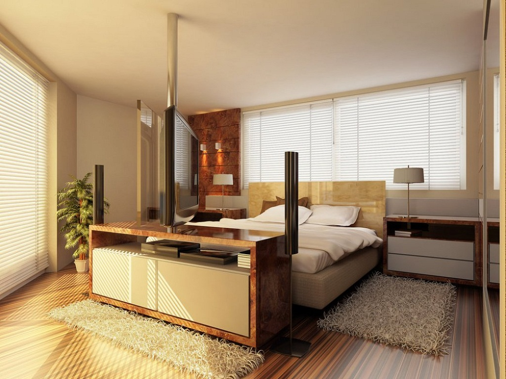 Image of: Attic Master Bedroom Design
