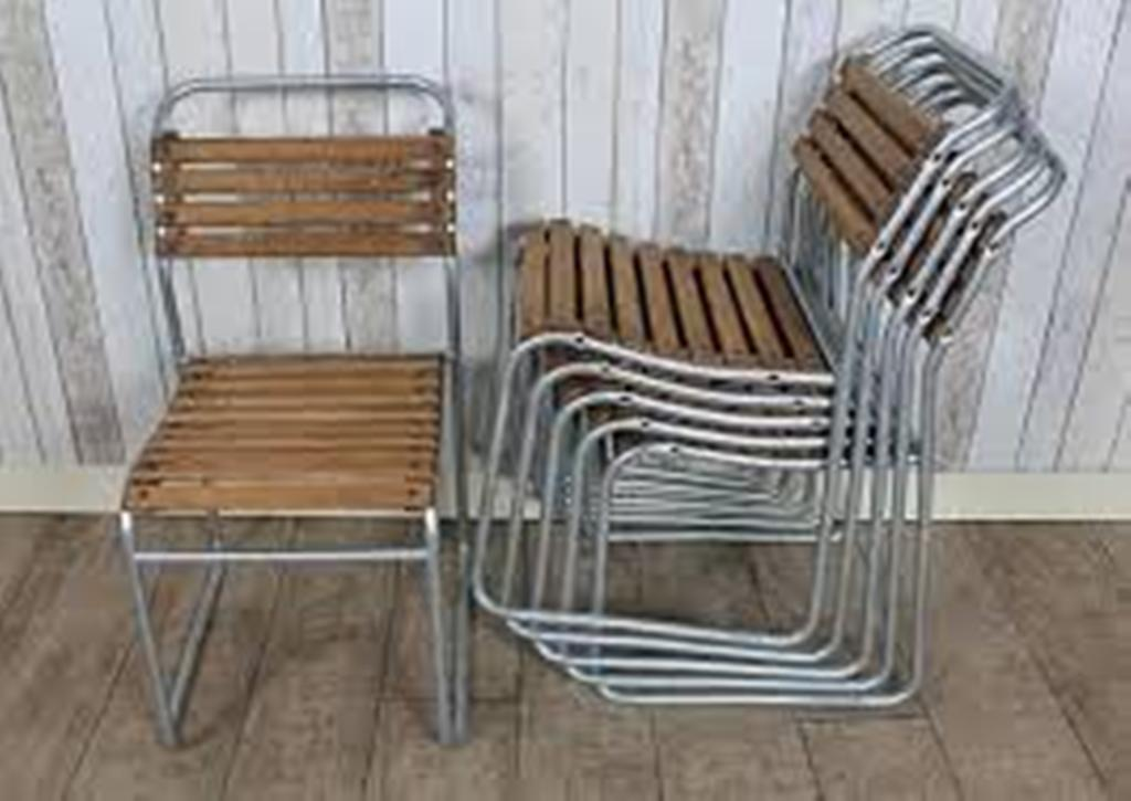 Avondale Stackable Patio Chairs