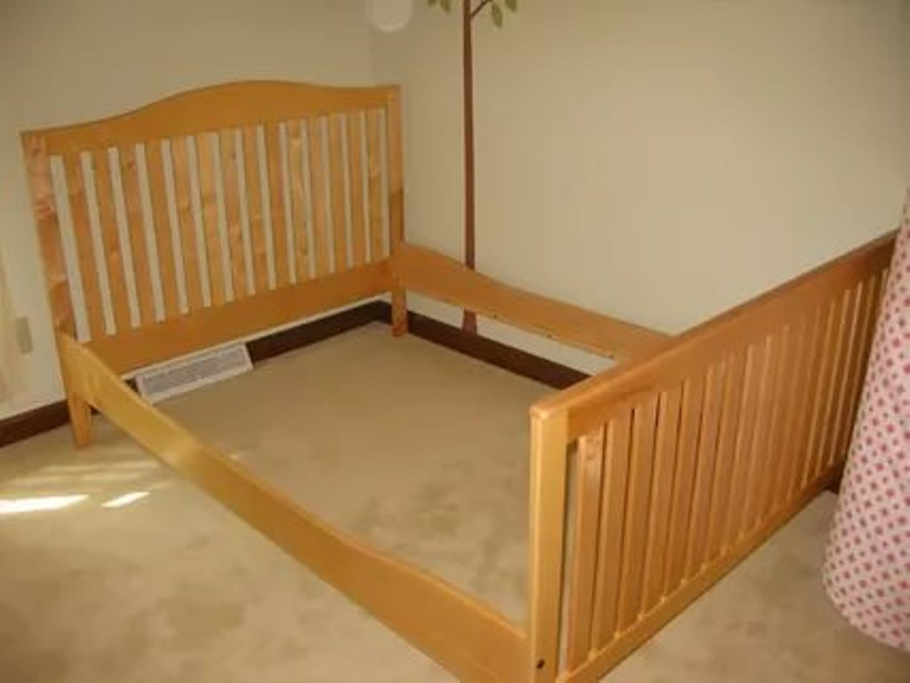 Baby Cribs That Convert To Beds