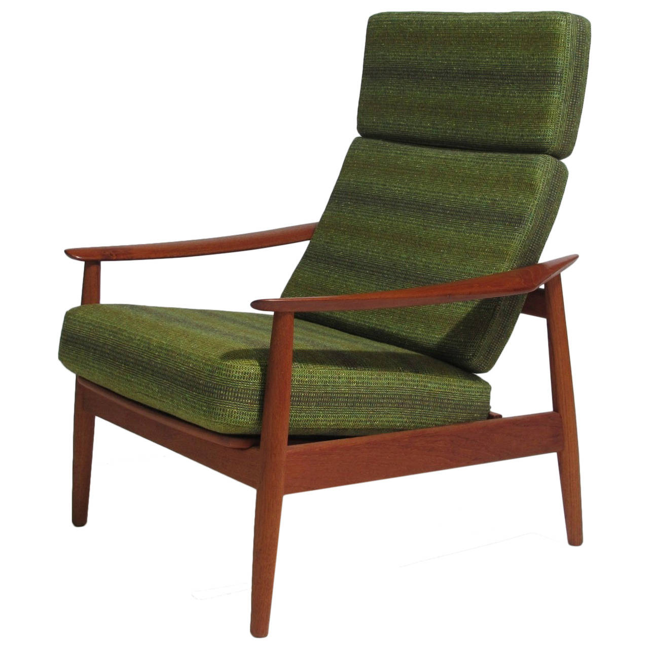Image of: Beautiful Danish Lounge Chair