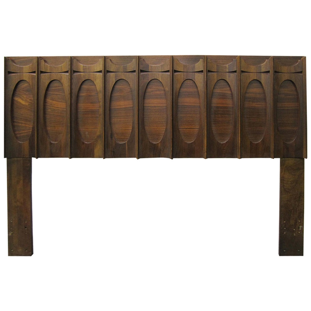 Image of: Beauty Mid Century Modern Headboard