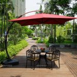 Beauty Offset Patio Umbrellas