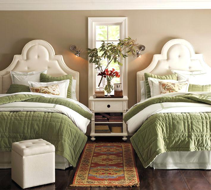 Image of: Bedding Ideas For Guest Room