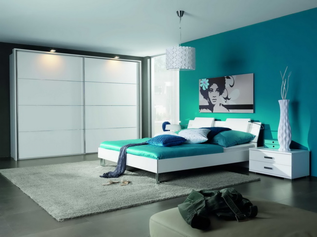 Image of: Bedroom Color Schemes For Couples