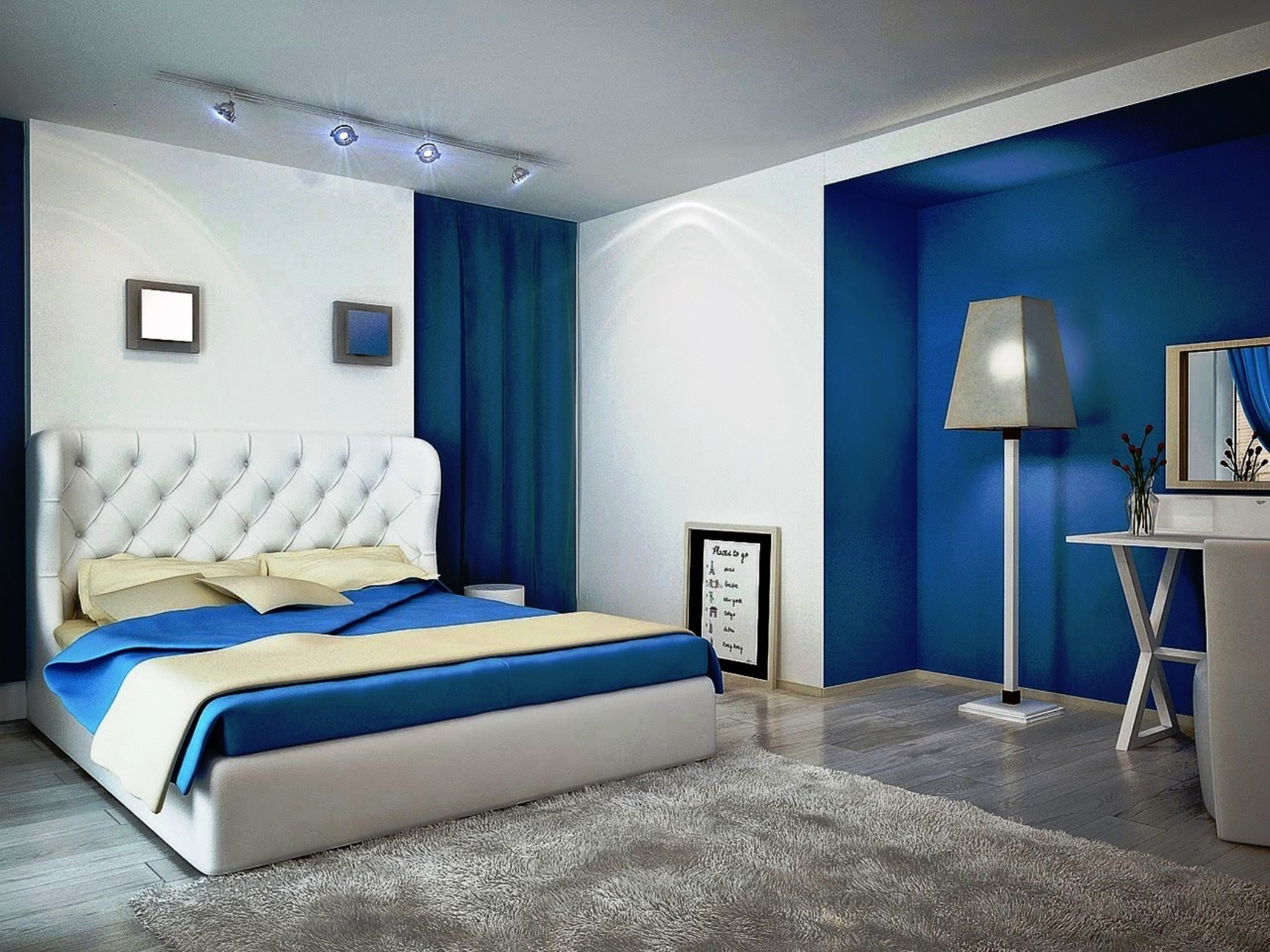Image of: Bedroom Color Schemes Ideas