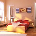 Bedroom Color Schemes With Red