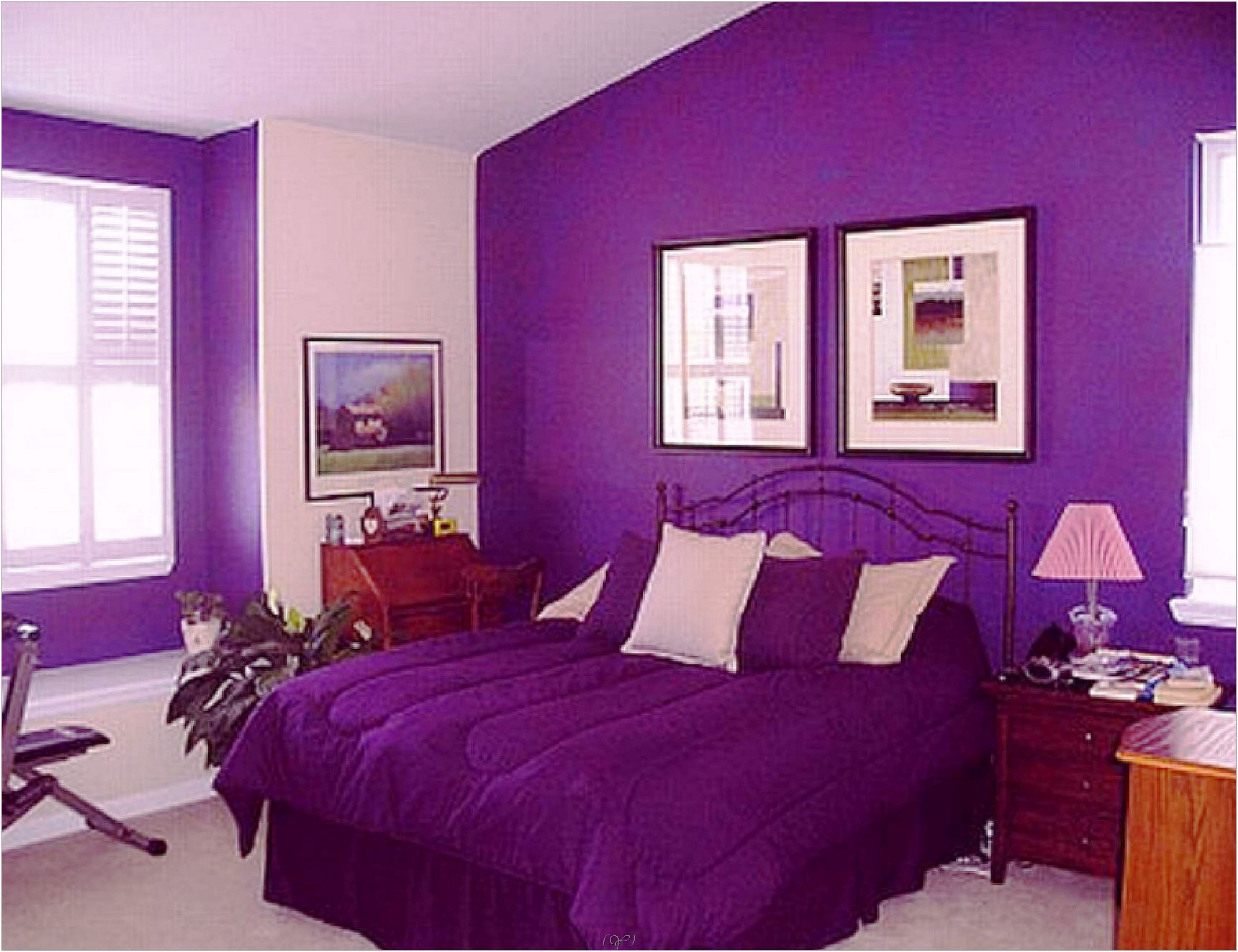 Image of: Bedroom Color Schemes