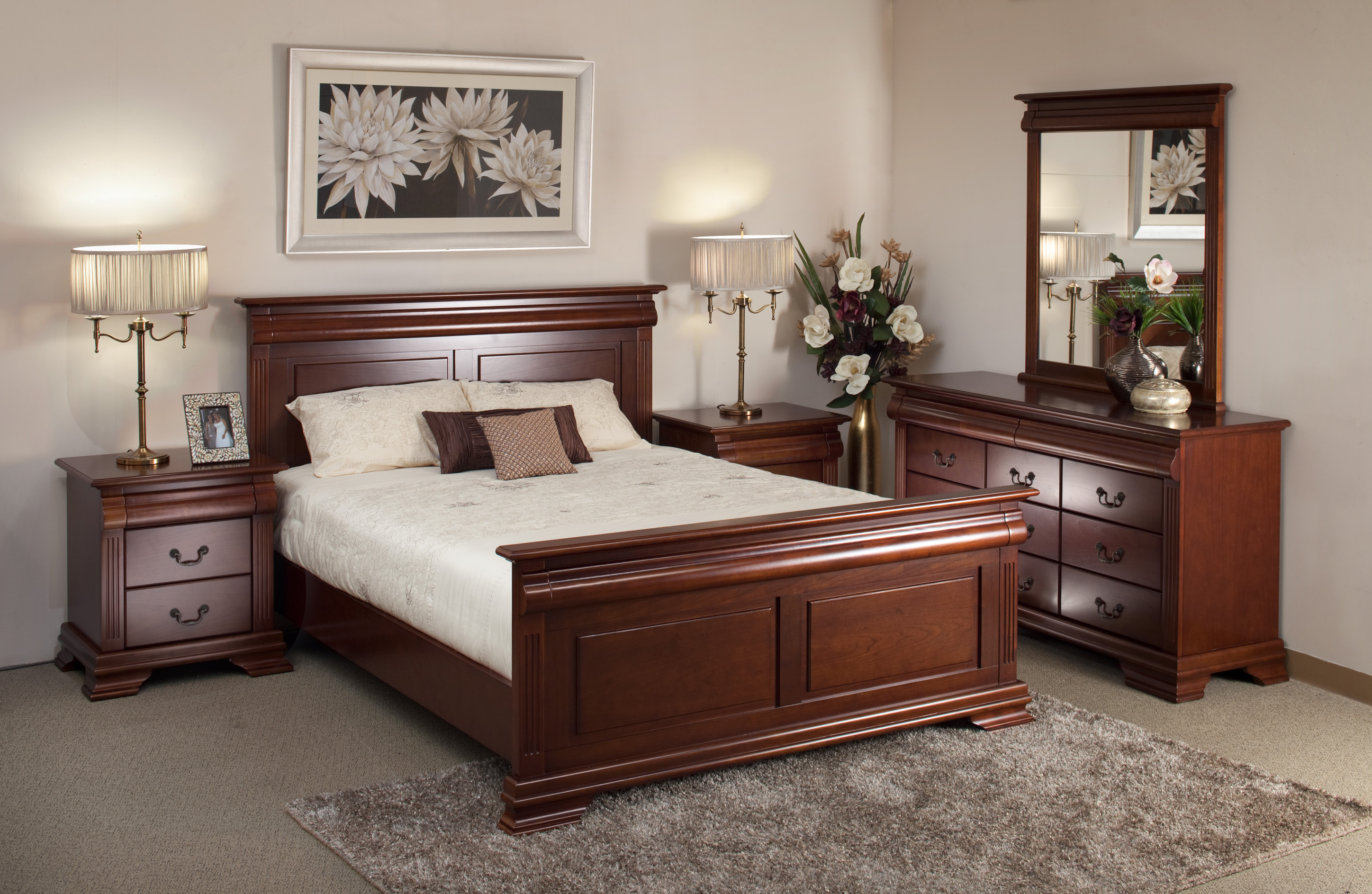 Image of: Bedroom Furniture Edmonton