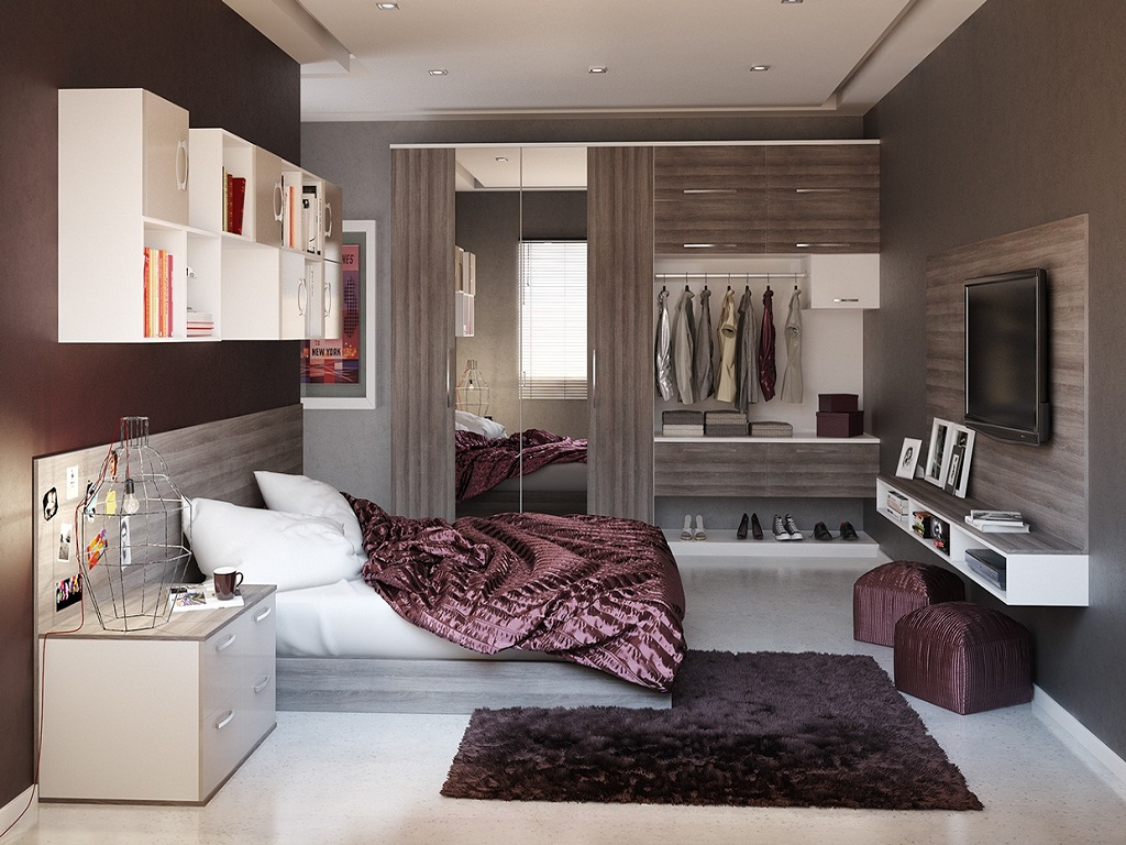 Image of: Bedroom Ideas On a Budget