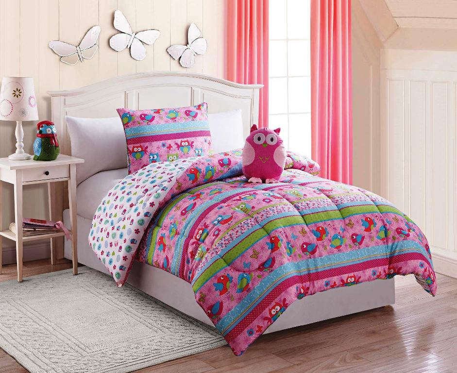 Image of: Bedroom Sets For Twin Boy And Girl