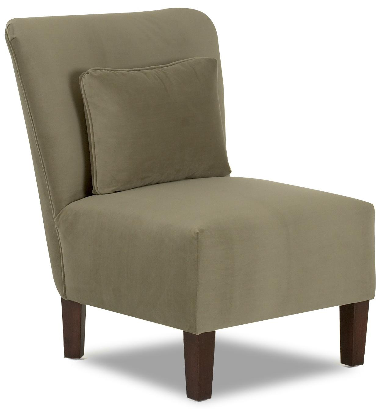 Image of: Best Armless Accent Chairs