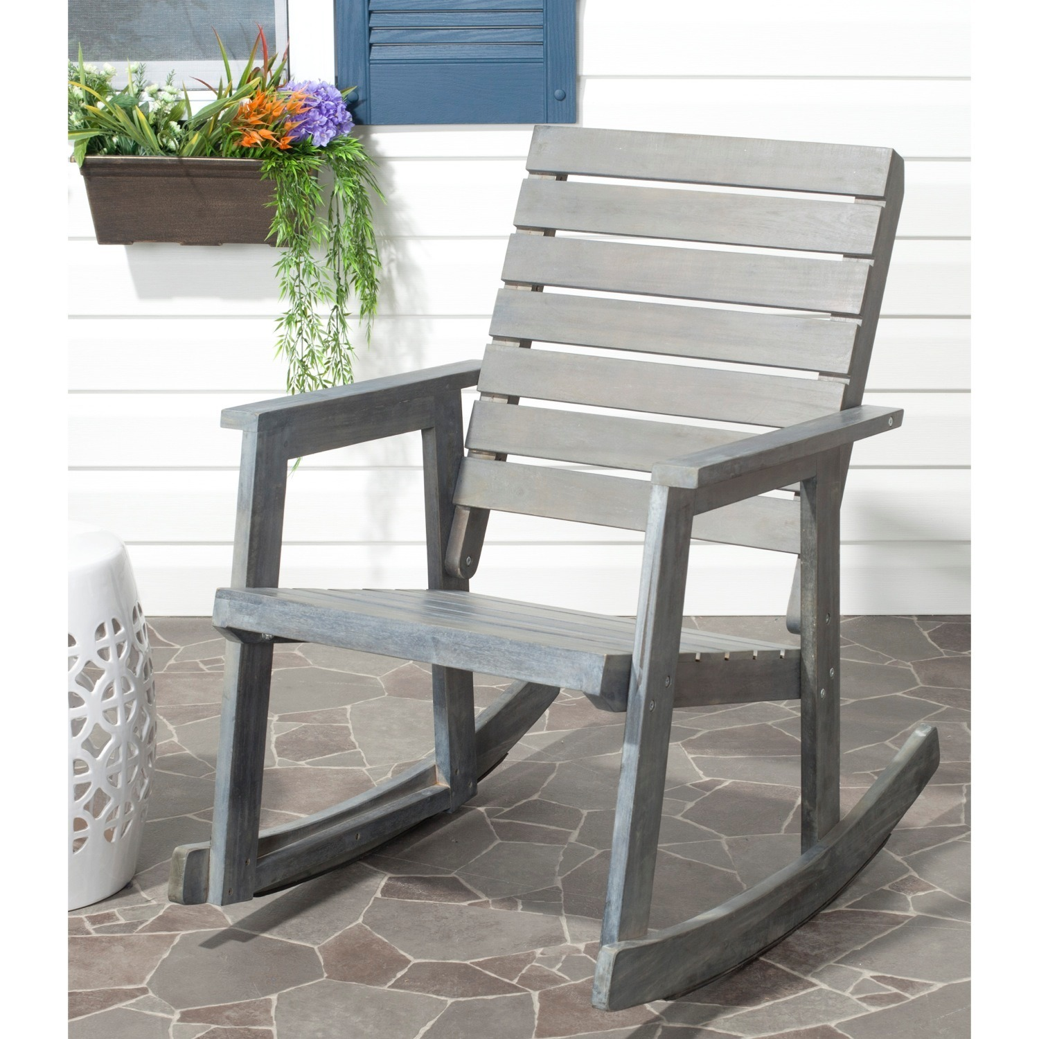 Image of: Best Ideas of Porch Rocking Chairs
