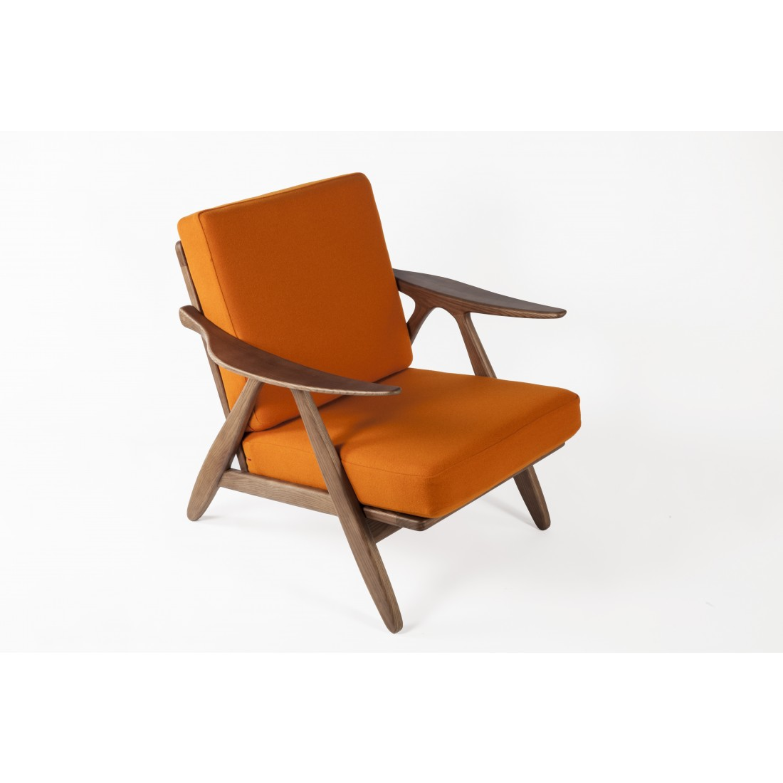 Image of: Best Mid Century Modern Lounge Chair