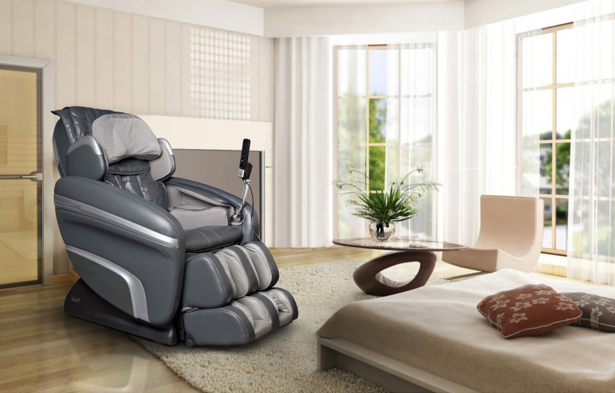 Image of: Best Recliner Massage Chair