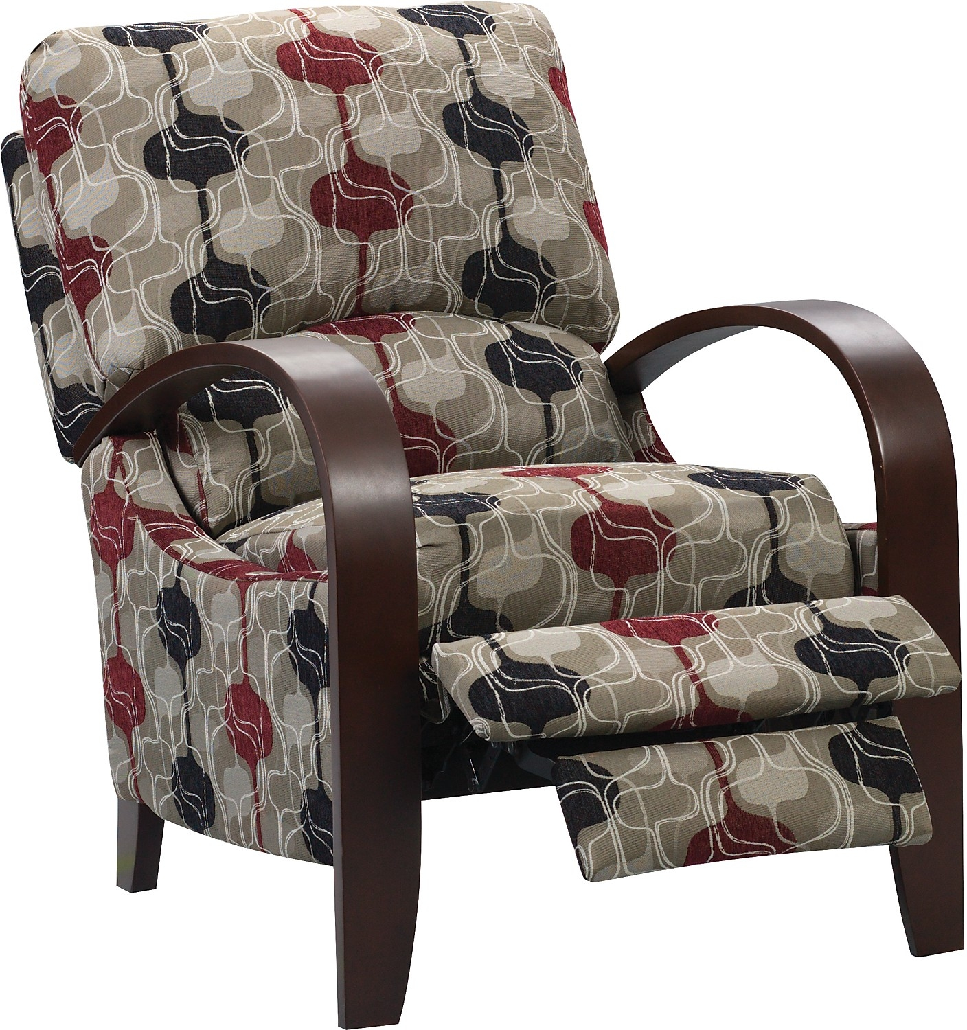 Image of: Best Reclining Accent Chair Great