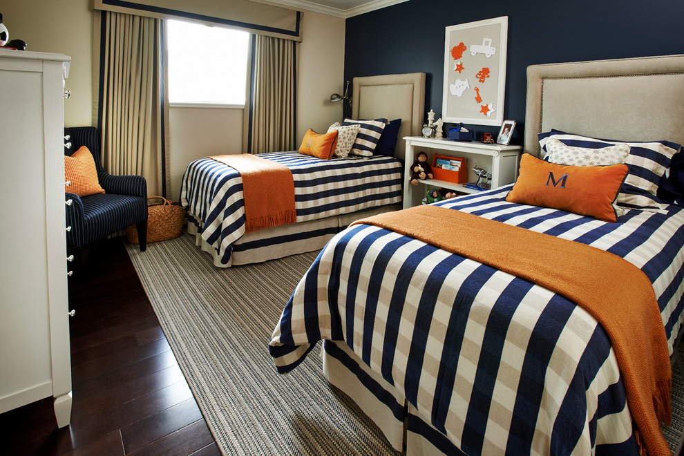 Image of: Boy Room Ideas For Two