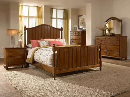 Image of: Broyhill Bedroom Furniture Parts