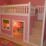 Amazing Ana White Playhouse Loft Bed With Stairs Diy Projects Toddler Loft Bed With Stairs Images That Looks Charming For Your Home And Furniture Decoration