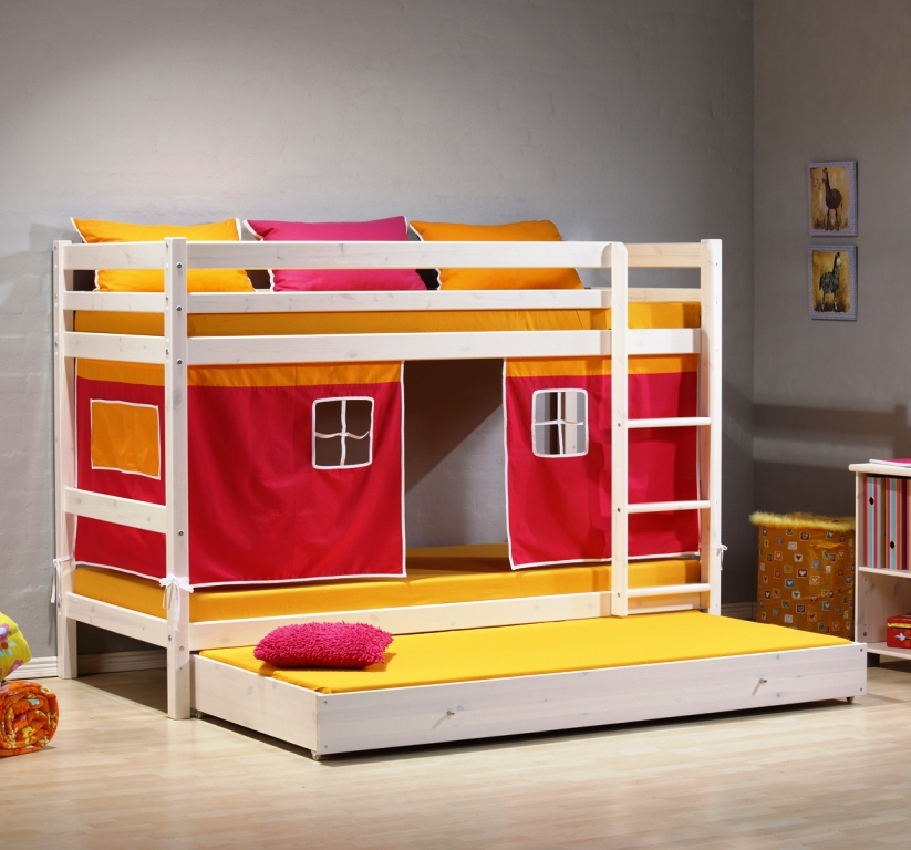 Image of: Bunk Beds For Toddlers Nz