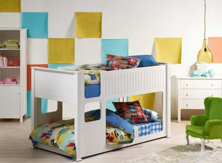 Image of: Bunk Beds For Toddlers Uk