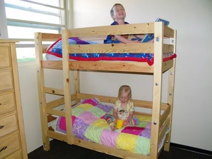 Image of: Bunk Beds For Toddlers