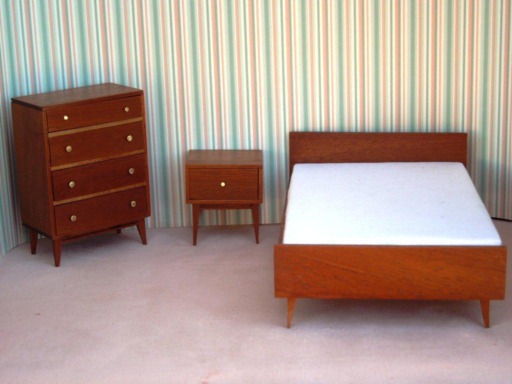 Image of: Cheap Mid Century Modern Bedroom Furniture