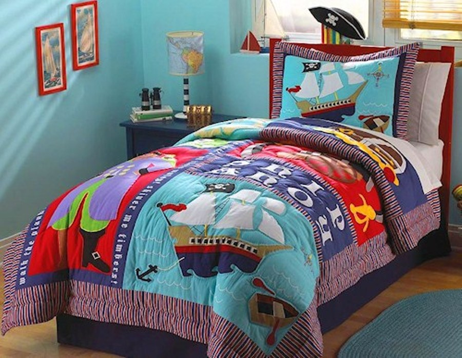 Image of: Child Twin Bedding Sets