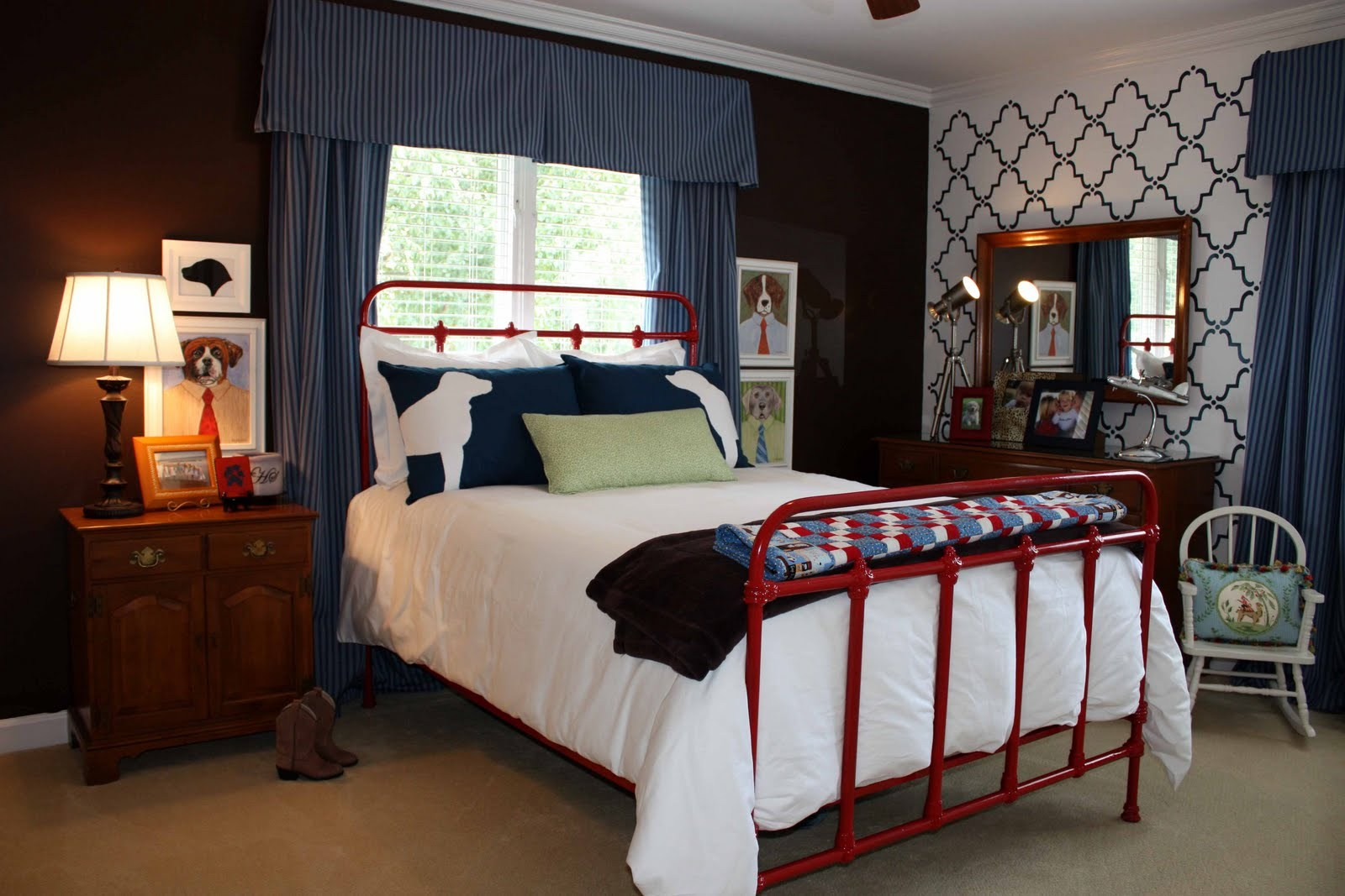 Image of: Childrens Bedroom Layout Ideas