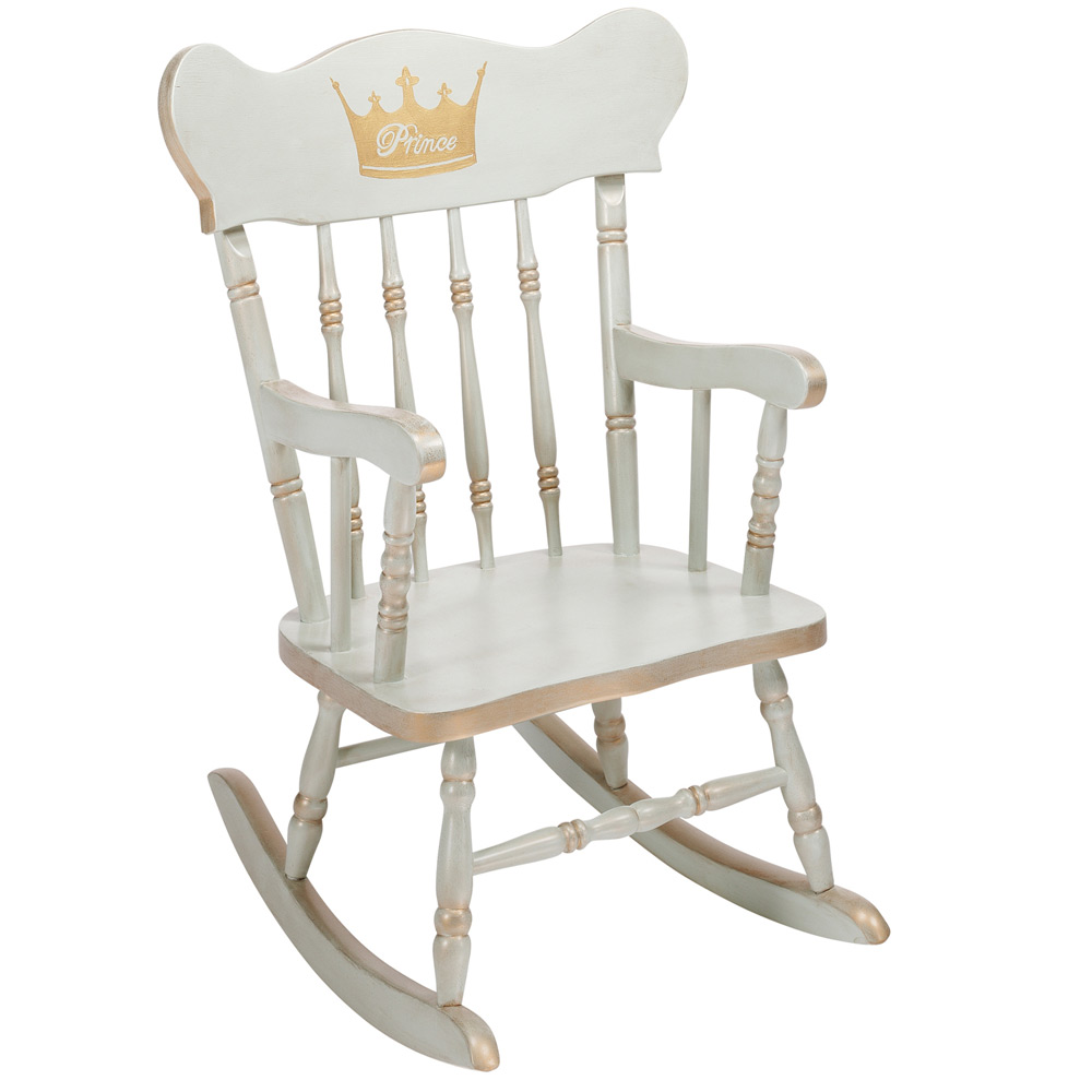 Image of: Childrens Rocking Chair Design