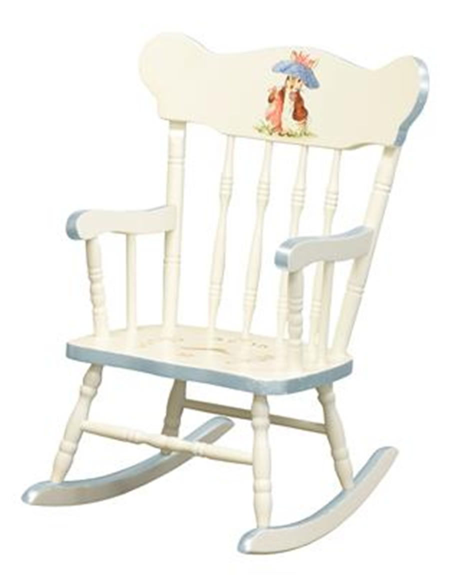 Image of: Childrens Rocking Chair Ideas