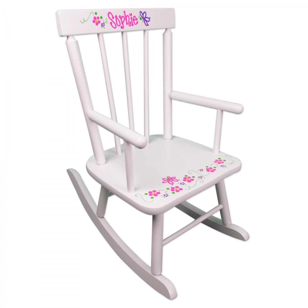 Image of: Childrens Rocking Chair Style