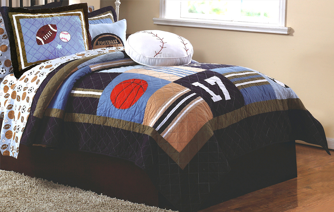 Image of: Childrens Twin Bedding Sets