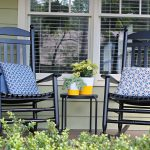 Classic Front Porch Rocking Chairs