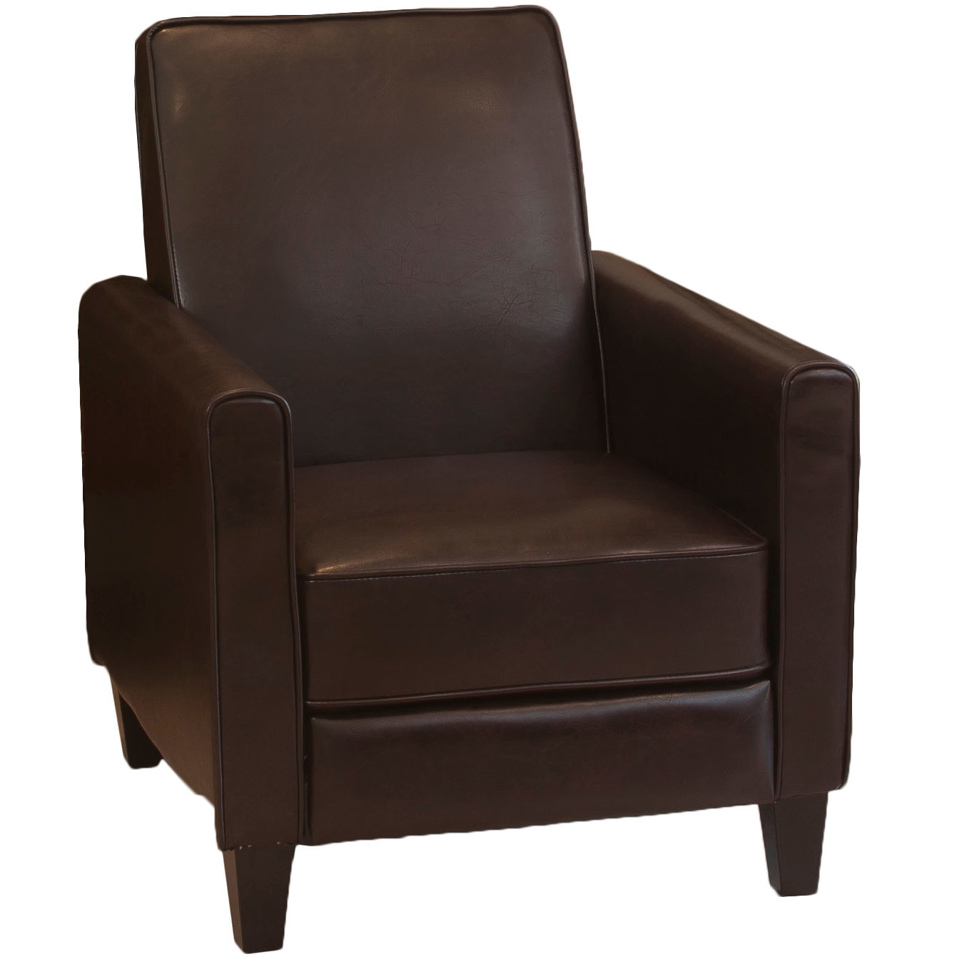 Image of: Club Chair Recliner Image