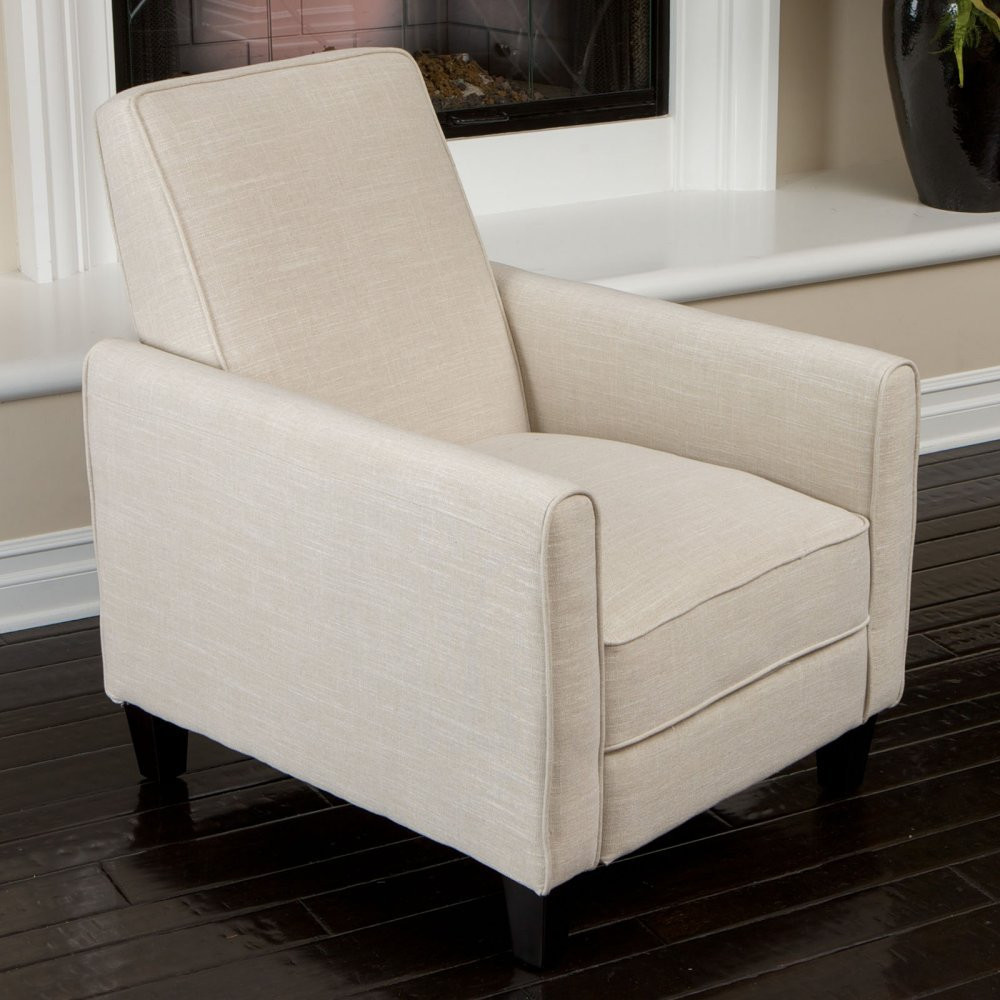 Image of: Club Chair Recliner Picture