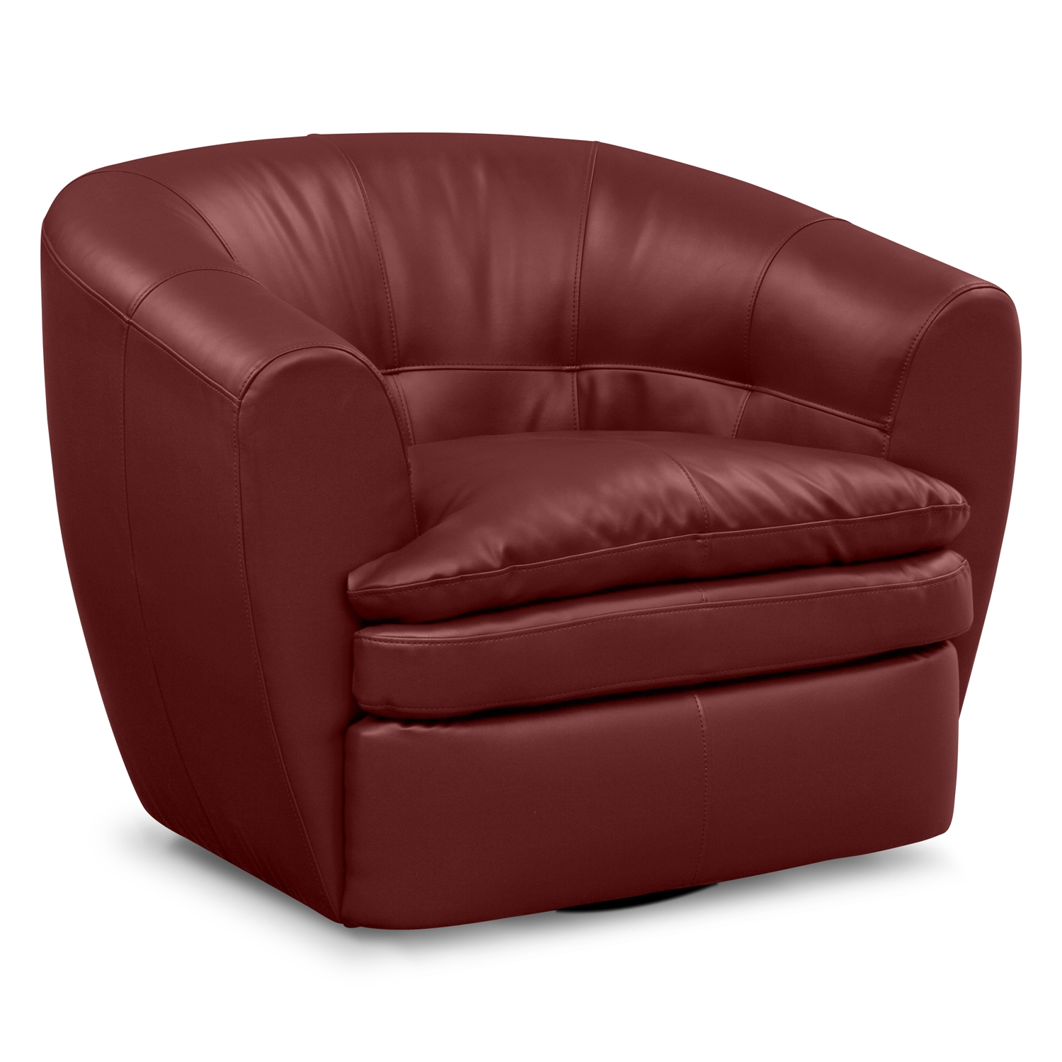 Image of: Concept Swivel Accent Chair