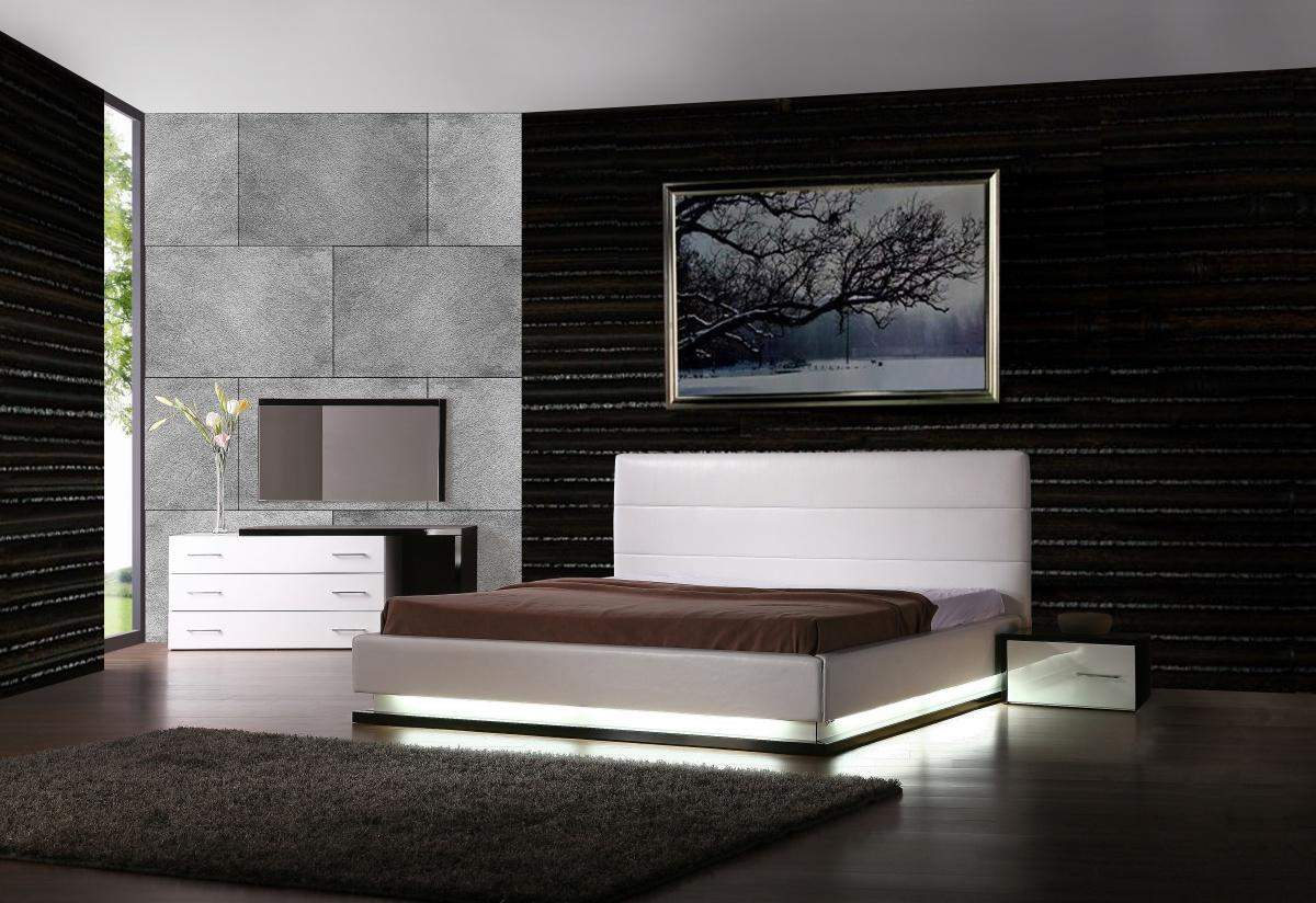 Image of: Contemporary Bedroom Furniture Designs